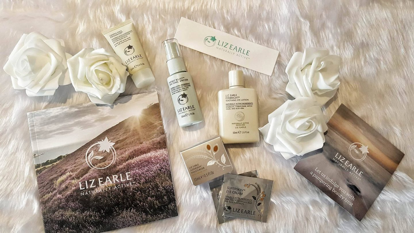Liz Earle Signature Service