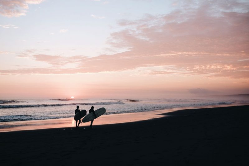 Best surf spots from around the world