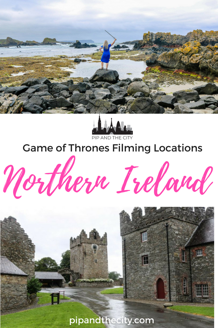 Are you planning on visiting Northern Ireland for a Game of Thrones Tour? Follow in the footsteps of Khaleesi and explore some of the iconic filming locations for Game of Thrones in Northern Ireland Includes the Dark Hedges, Winterfell & the Iron Islands. #Gameofthrones #traveltips #Ireland #UK #Travel Are you planning on visiting Northern Ireland for a Game of Thrones Tour? Follow into the footsteps of Khaleesi and explore some of the iconic filming locations for Game of Thrones in Northern Ireland Includes the Dark Hedges, Winterfell & the Iron Islands. #Gameofthrones #traveltips #Ireland #UK #Travel