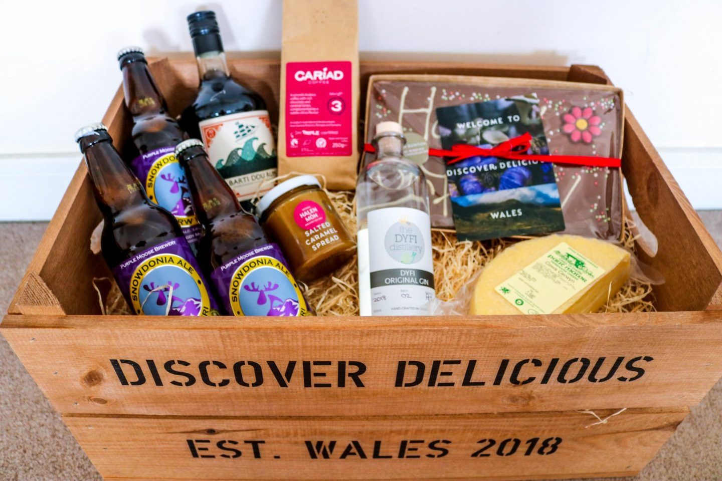 What to pack in your picnic hamper | Welsh produce