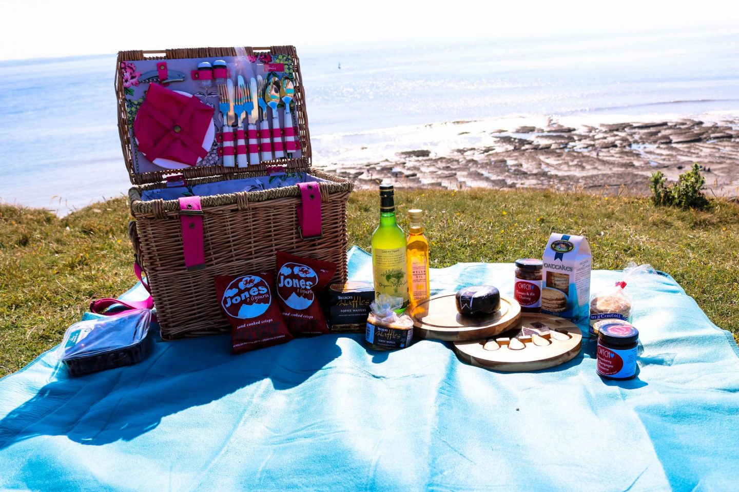 The awesome Welsh produce you need to pack in your picnic hamper