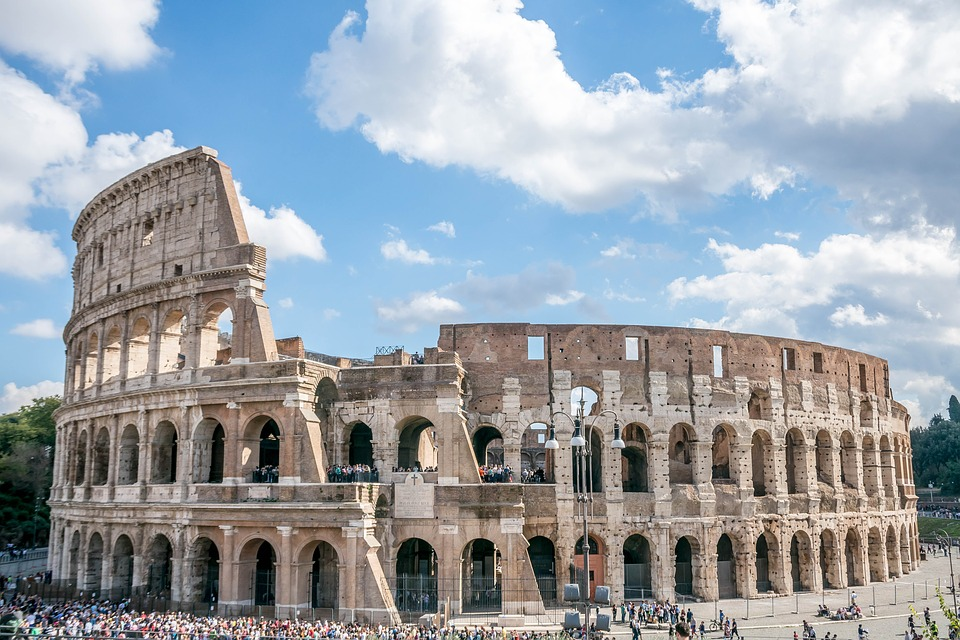 A Guide to exploring Rome