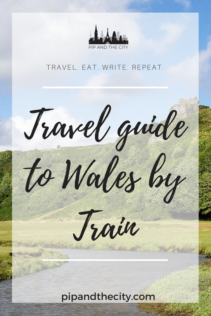 Travel right through Wales by train and enjoy amazing views & food aboard Arriva Trains 'Gerald of Wales' business class service. Read more here! #wales #europe