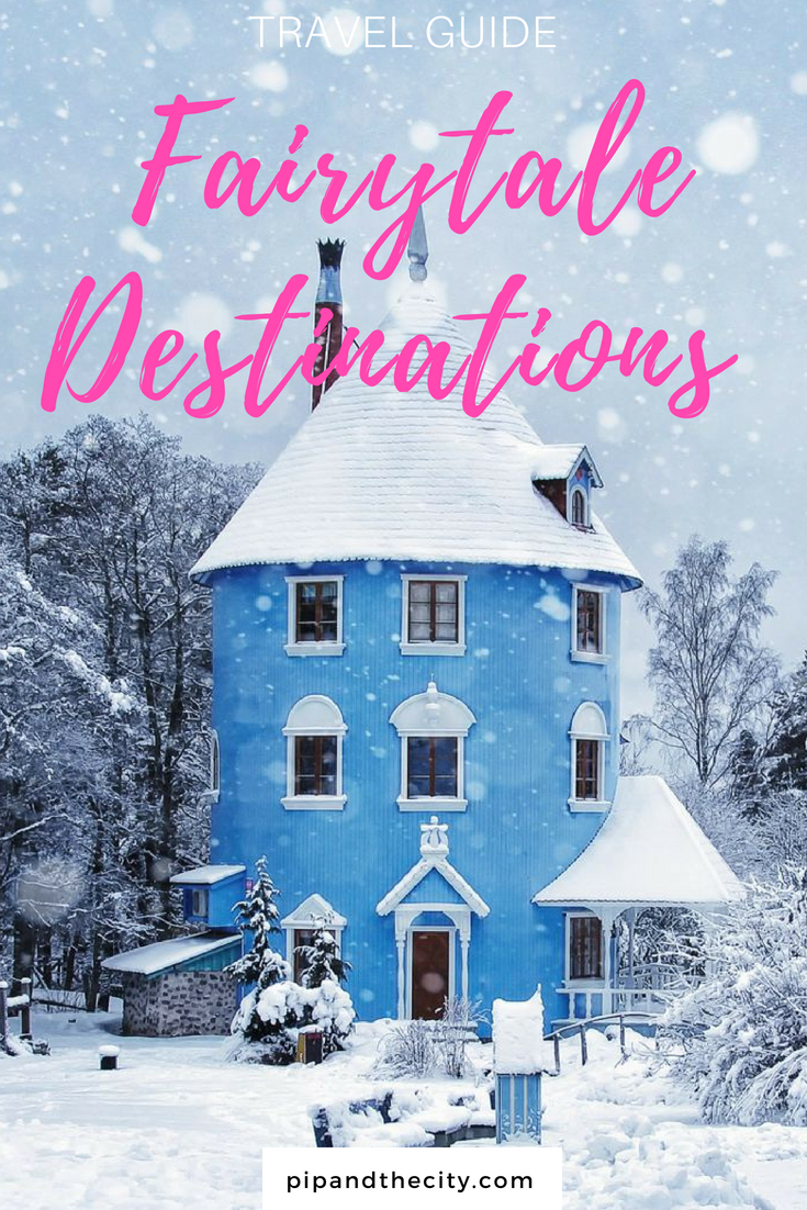 Fairytale destinations you need to visit this winter. Thanks to a rich and varied historical timeline, Europe is blessed with an abundance of fairytale destinations that simply exude magical charm. With pretty towns, magnificent castles and picturesque woodlands, there is something for the story lovers out there. Check out my guide to magical, fairytale destinations #europe