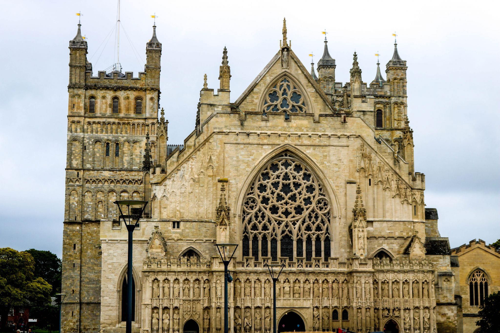 Exeter guide - Spend a weekend in city of historic charms