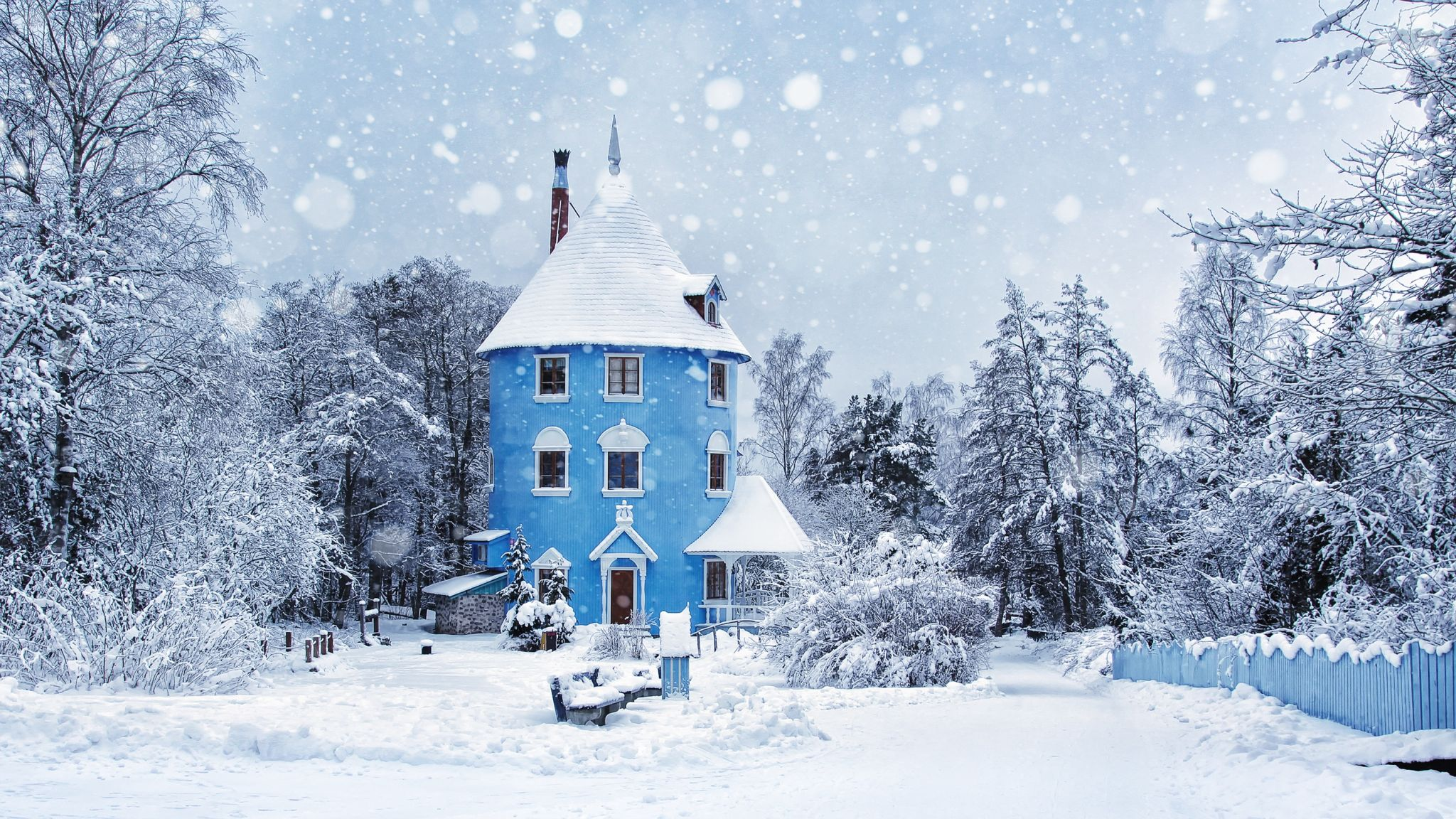 Fairytale destinations you need to visit this winter