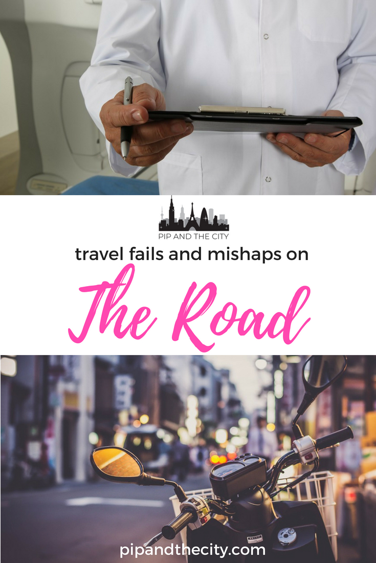 If you think your holiday mishaps were bad, check out these stories of travel fails and mishaps on the road, medical emergencies and unexpected nudity from some of the best travel bloggers around. #travel #traveltips #travelstories #travelinsurance