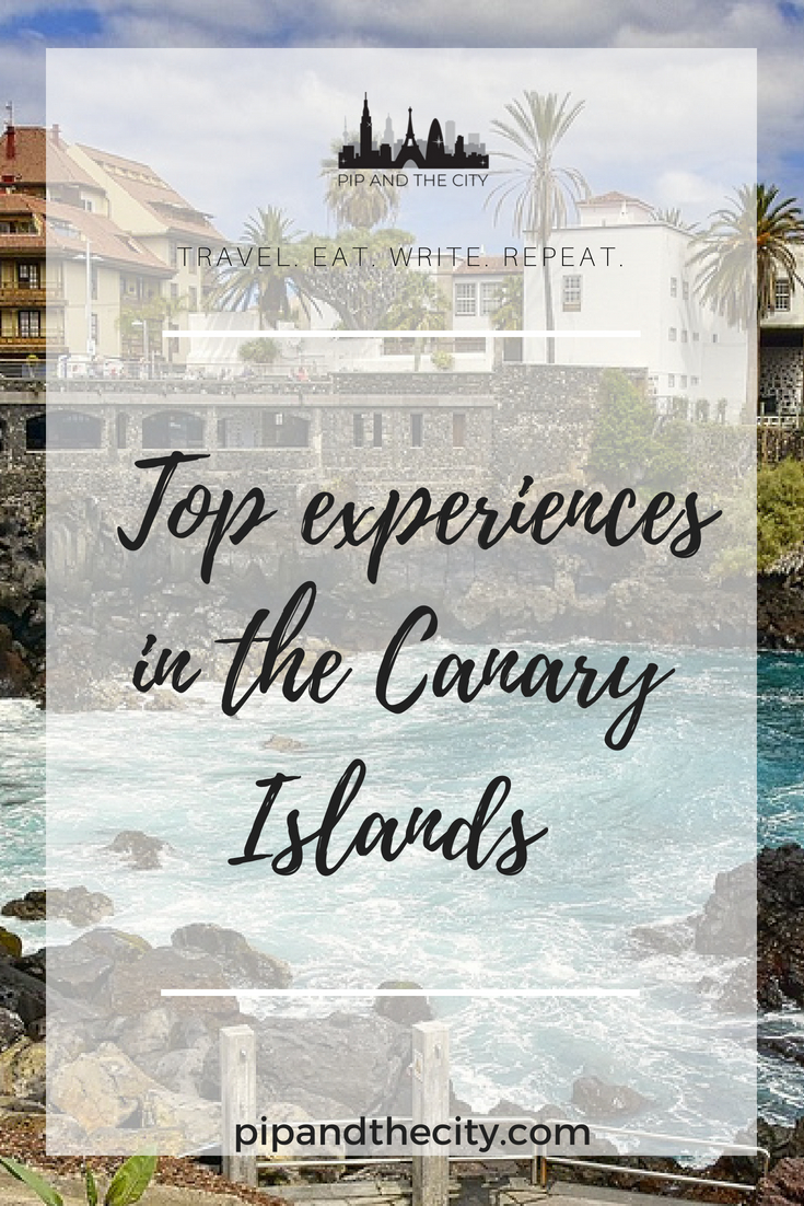 Top experiences in the Canary Islands, Spain. With year-round sunshine, beautiful beaches, volcanic landscapes, bars, resorts and watersports, there's plenty to love about the Canary Islands. Read my guide to discover the top experiences in the Canary Islands #spain #canaryislands #beach