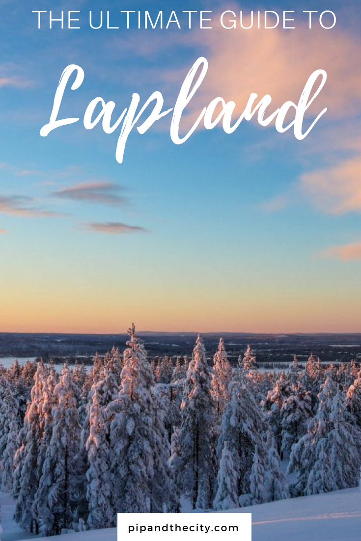 Ultimate guide to Lapland. Have you ever dreamed of visiting Lapland? With sweeping arctic wilderness, dreamy snowscapes, colourful northern lights, midnight sun and herds of reindeer, it's surely the ultimate travel bucket destination | #lapland #europe #travel #bucketlist