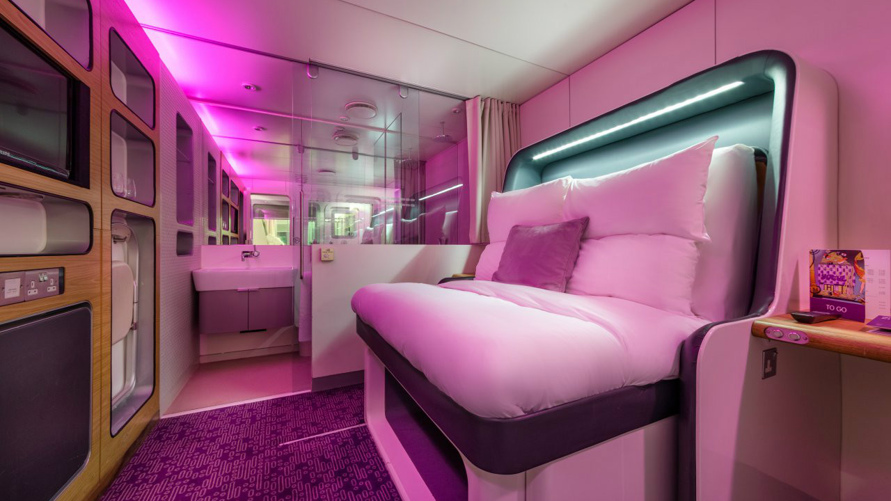 Review of YOTEL - a smart place to stay