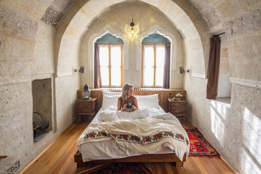 Amazing places to sleep around the world