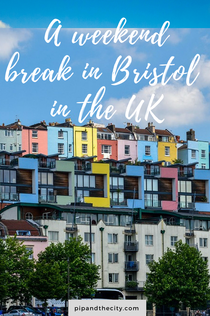 How to spend a weekend in Bristol - The quirky city of colour