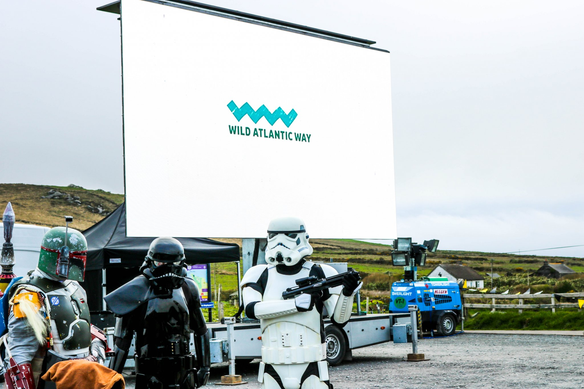 Star Wars Film Locations: Finding the force in Portmagee
