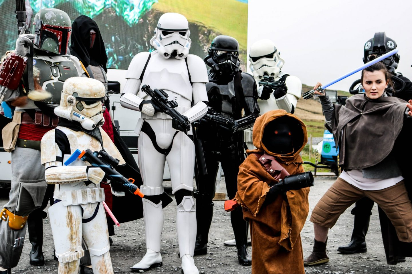 Star Wars Film Locations Ireland: Finding the force in Portmagee