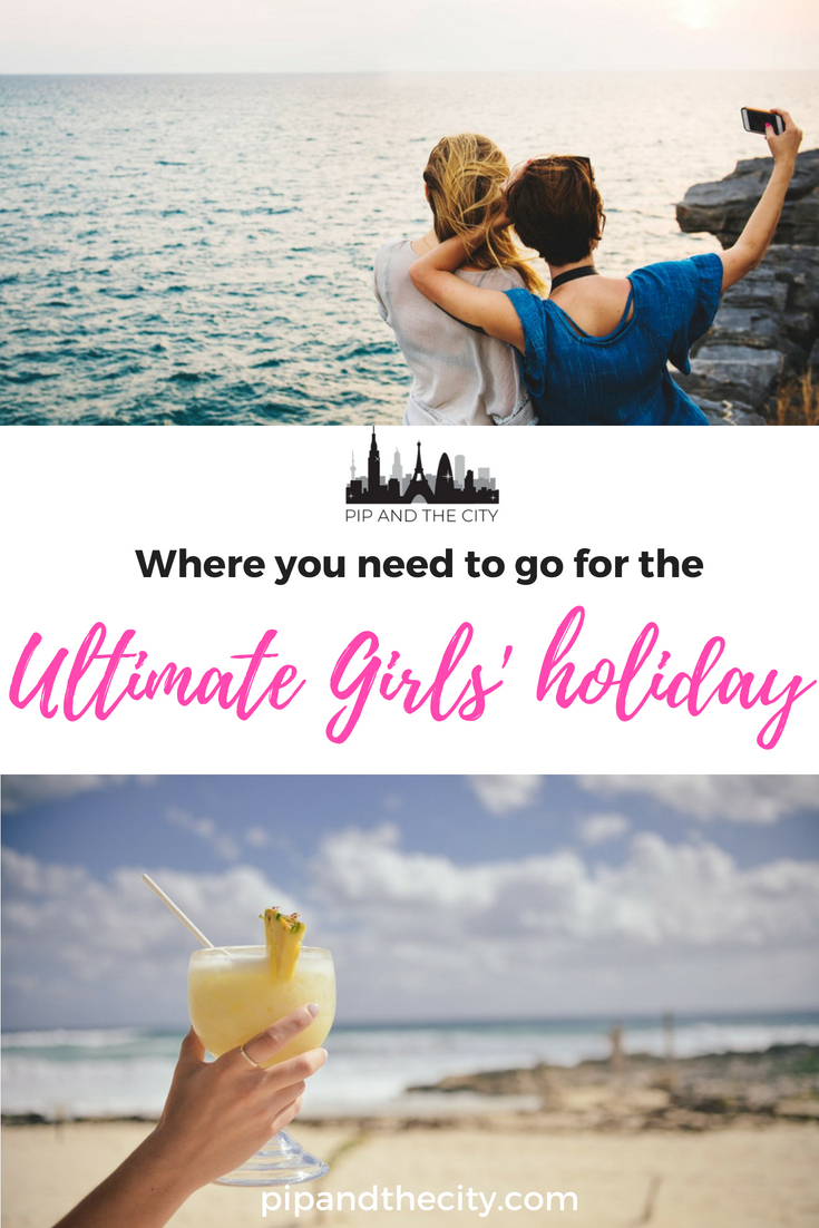 Who doesn't love to go away with their best gal pals? You might think that you've already found the perfect destination for yourultimate girls' holiday, maybe it's the place that you visit year after year? There is a huge range of cities and beaches out there that are ideal for a holiday with your best friends. Want holiday inspiration or ideas for your next girl's weekend away?Check out this ultimate girls' holiday guide