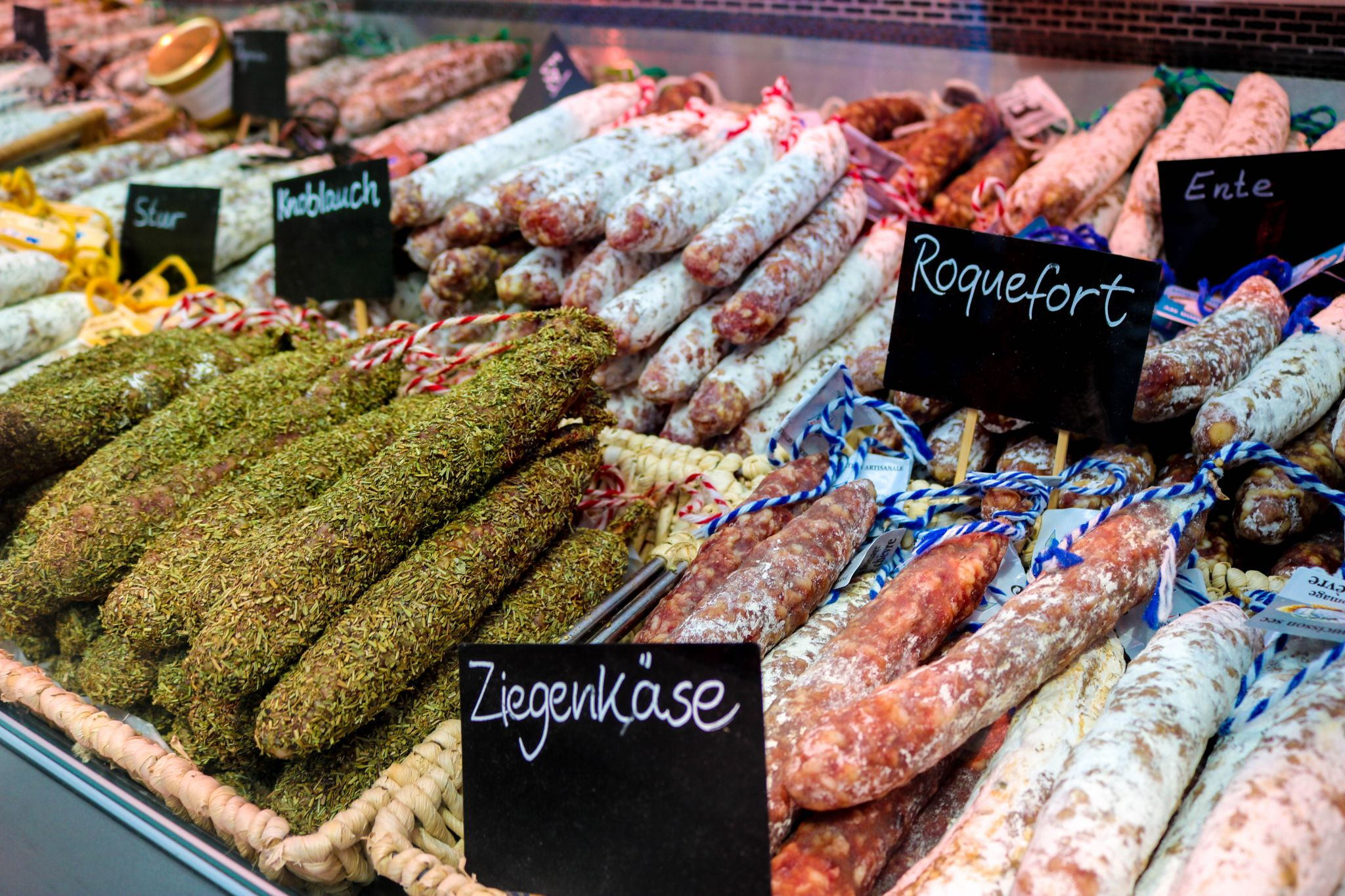 Foodies guide to Dusseldorf | Top places for food travellers