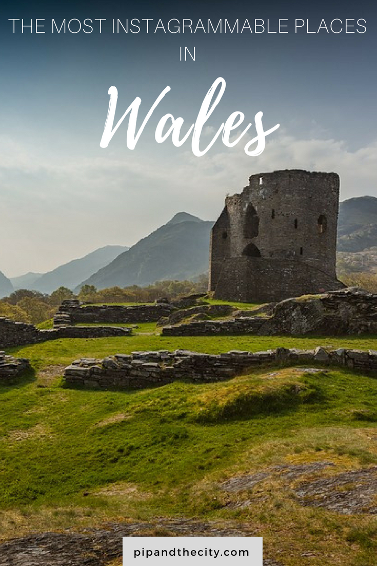 Wondering where the most Instagrammable places in Wales are? From picturesque villages, breathtaking mountains, scenic hikes, fairytale castles and dreamy landscapes, Wales is a photographer's dream! I've compiled a bumper list featuring travel blogger recommendations of the most Instagrammable places in Wales so that you can see where the most Instagram-friendly places to photograph in #Wales are. #wales #uktravel #traveltips